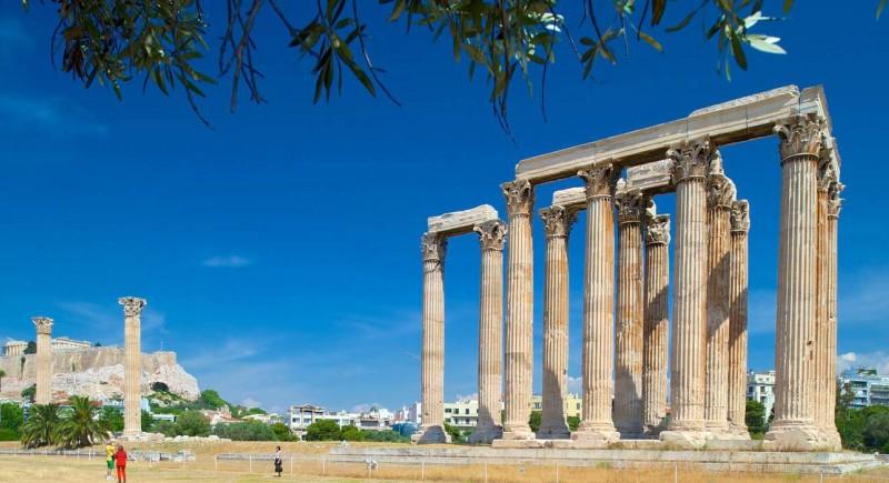 Самолетни екскурзии до Атина