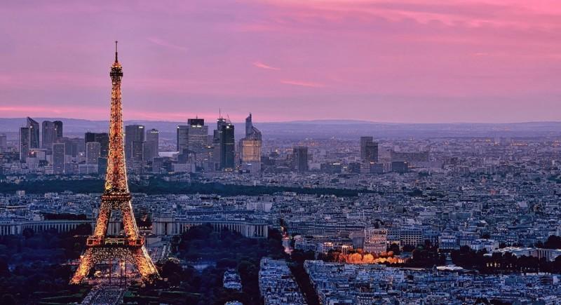 Самолетни екскурзии до Париж