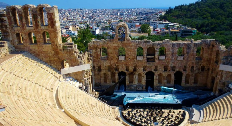 Лято 2017 в Гърция