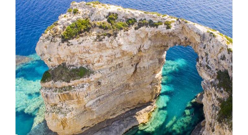 Остров Корфу – митове и легенди