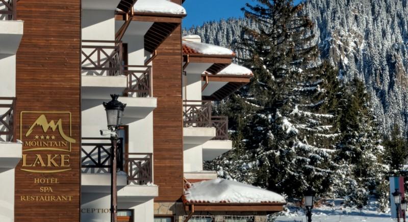 Хотелски комплекс Маунтин лейк - Смолян